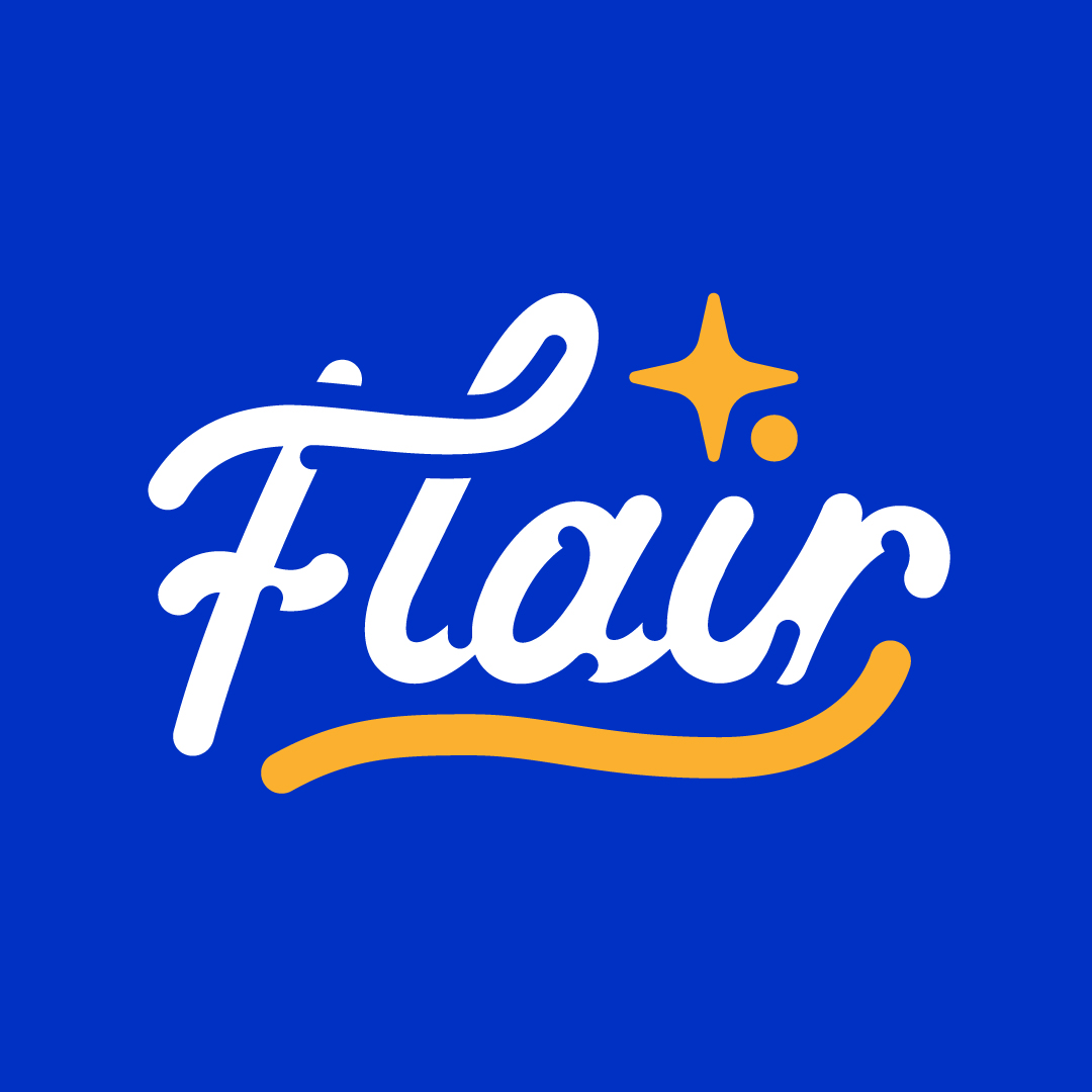 Flair company logo