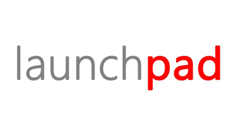 LaunchPad Startup company logo