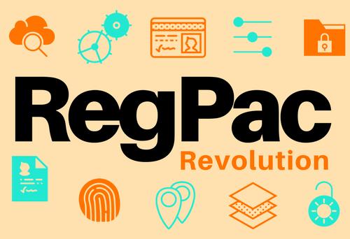 RegPac company logo