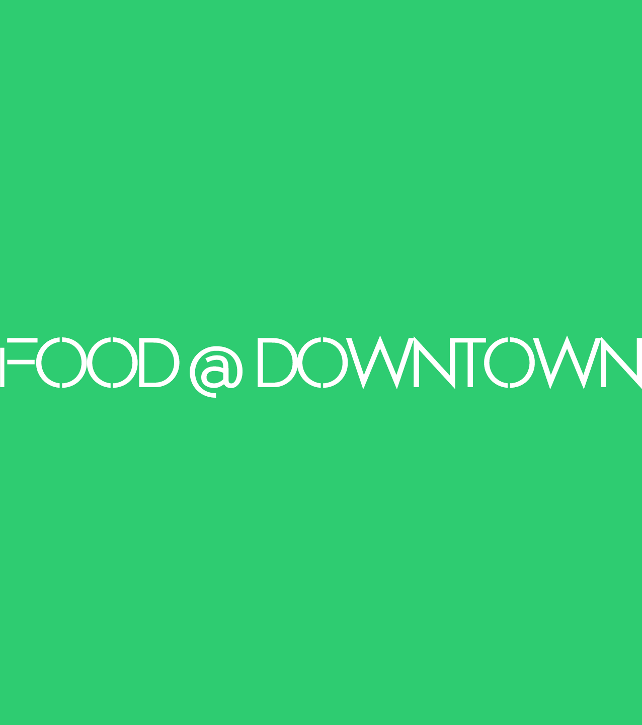 Food @Downtown company logo