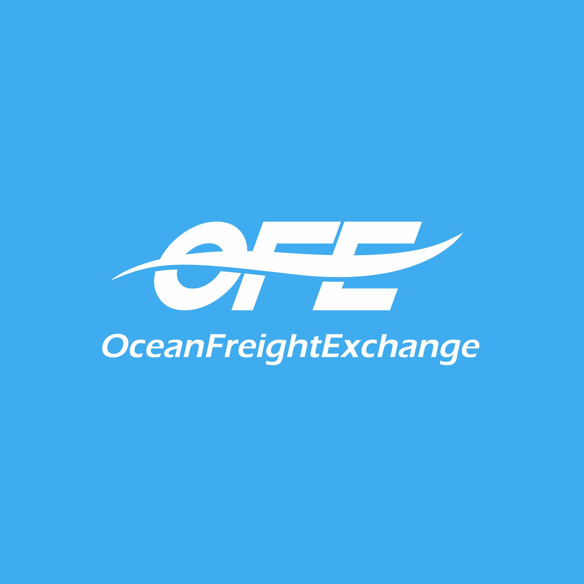 theOFE (Ocean Freight Exchange) company logo