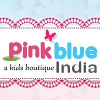 Pink Blue India company logo