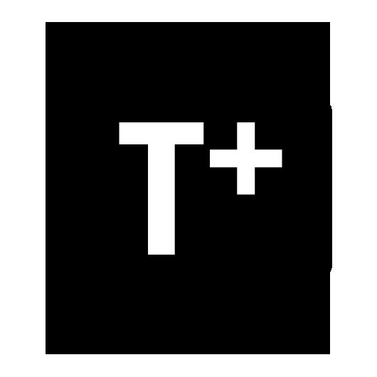 T+ Interactive company logo