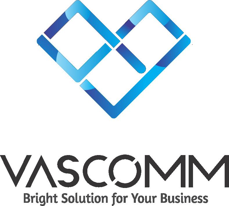 PT Vascomm Solusi Teknologi company logo