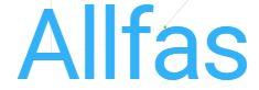 Allfas company logo