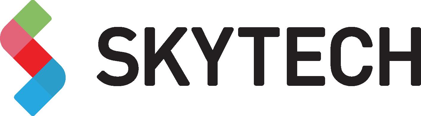 Skytech company logo