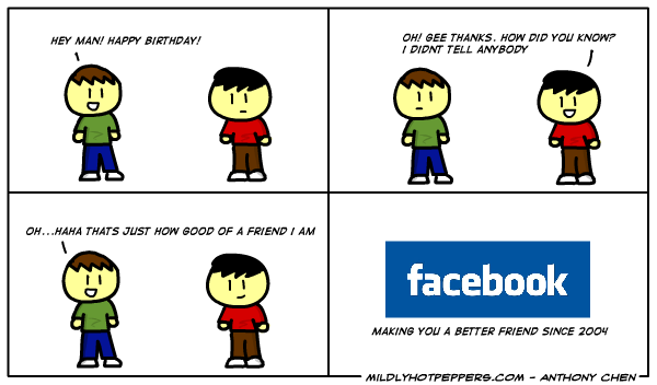 20 Hilarious Social Media Comic Strips