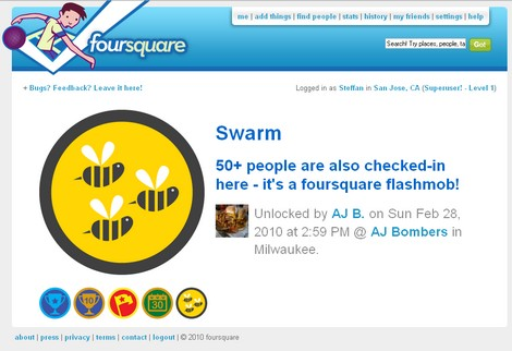 AJbombers-Foursquare
