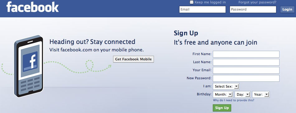 how to delete fb page mobile