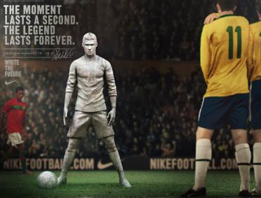 Polo Por Extremadamente importante  5 Nike 'Write The Future' World Cup Print Ads