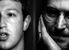 Mark-Zuckerberg-Steve-Jobs
