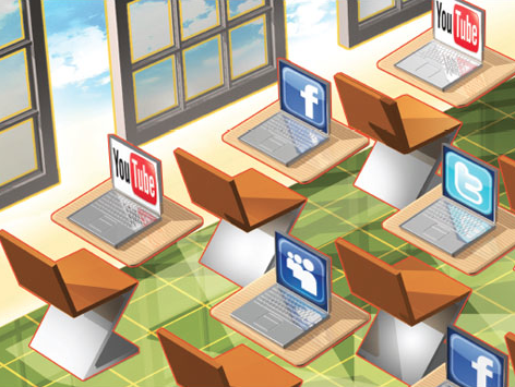 How Social Media is Changing the Education Industry