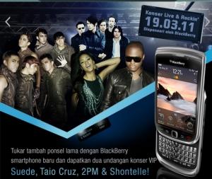 blackberry live indonesia