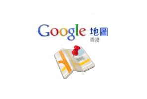 google maps china