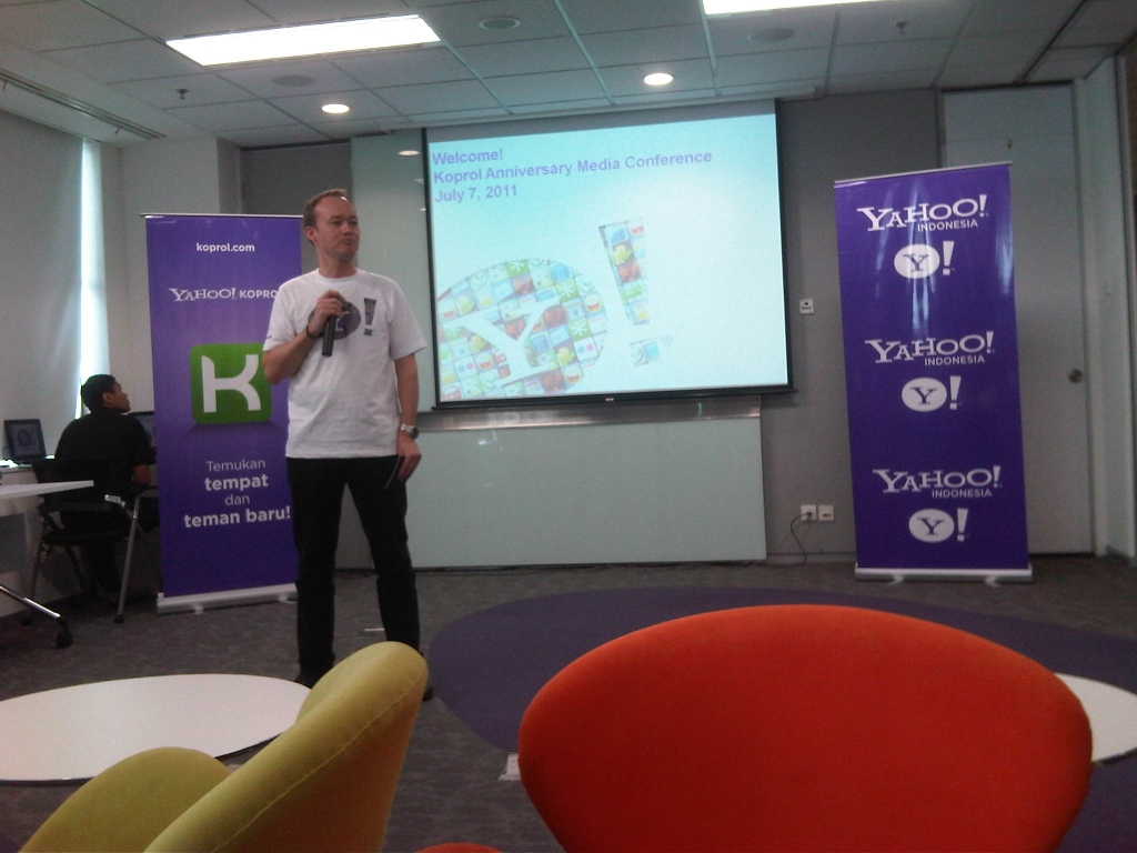 yahoo koprol Yahoo-owned koprol, the one time foursquare-rival based out of indonesia, has completed a 360-degree journey back.