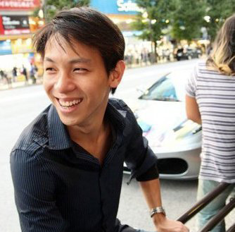 CEO and founder of TMG, Alvin Yap