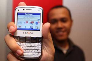 Facebook in Telkomsel