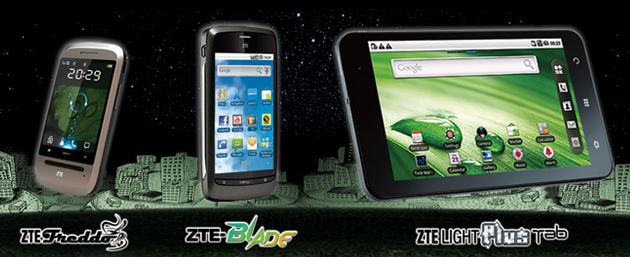 ZTE products
