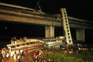Wenzhou train crash