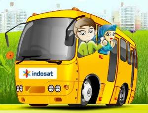 Mudik with Indosat