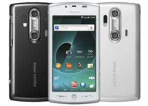 Sharp's 3D Phone
