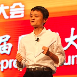 Jack Ma, Alibaba founder and chairman