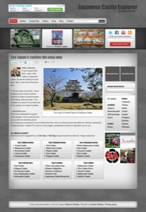 Japanese-Castle-Explorer
