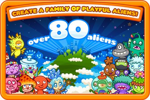 gree alien family