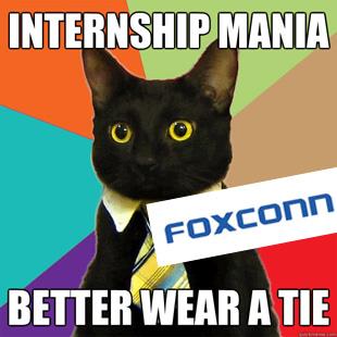 foxconn-internship