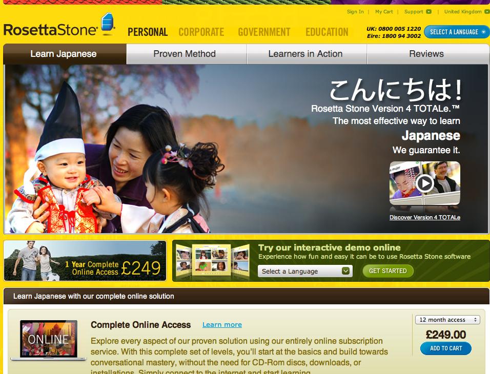 Language-learning Service Rosetta Stone Poised for Asia Push