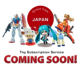 Sugo Toys Japan Is A New Service That Allows Users To Buy Toy From Each Month It Capitalizes On The Popularity Of Japanese Manga Anime
