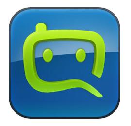 qute messenger app