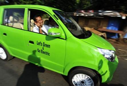 Jakarta Goes Green With Charging Stations Electric Cars