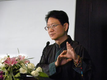 Prof Zeng Ming, Alibaba's chief strategy officer