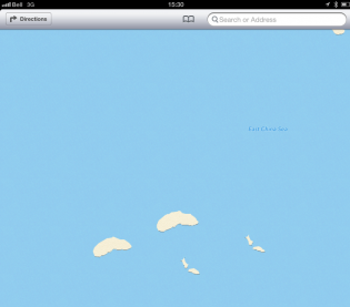 senkaku-islands-apple-maps