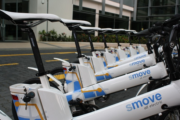 Smove, a green vehicle sharing service, set to unleash ...