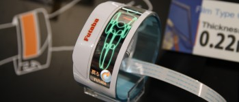 futaba OLED watch