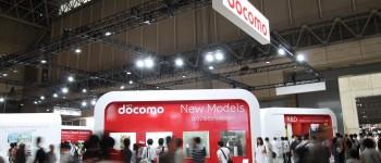 NTT Docomo at CEATEC Japan 2012