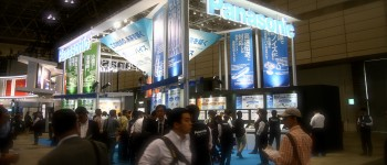 Panasonic at CEATEC Japan 2012