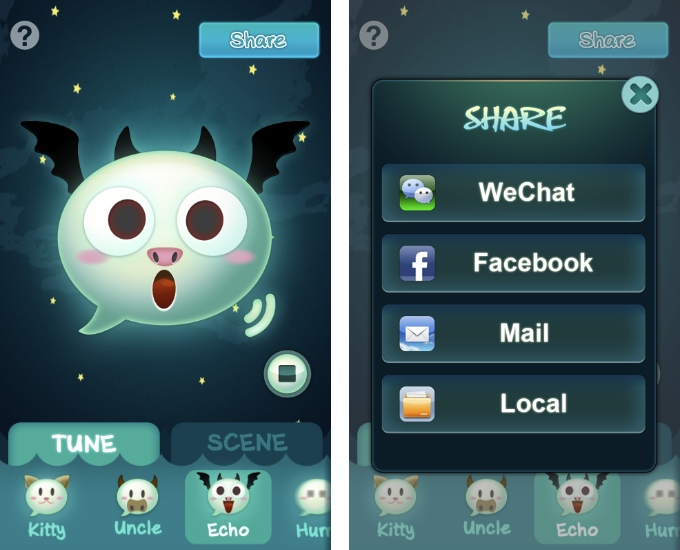 New Voice Changer App Lets You Get Silly or Spooky With