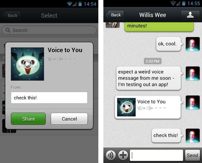 New Voice Changer App Lets You Get Silly or Spooky With Buddies on