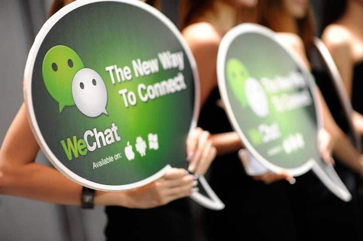 WeChat international users 01