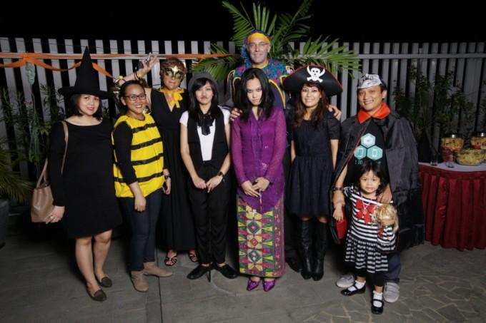 adriaan - Halloween Party At Work