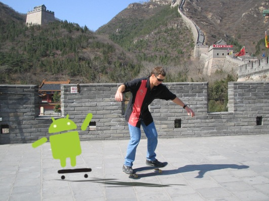 Android prices in China 2013