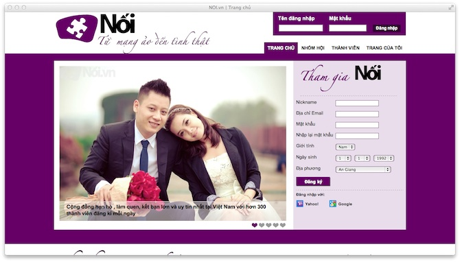 Noi Website