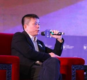 Sina's Charles Chao