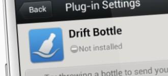 WeChat Drift Bottle