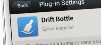 WeChat Drift Bottle