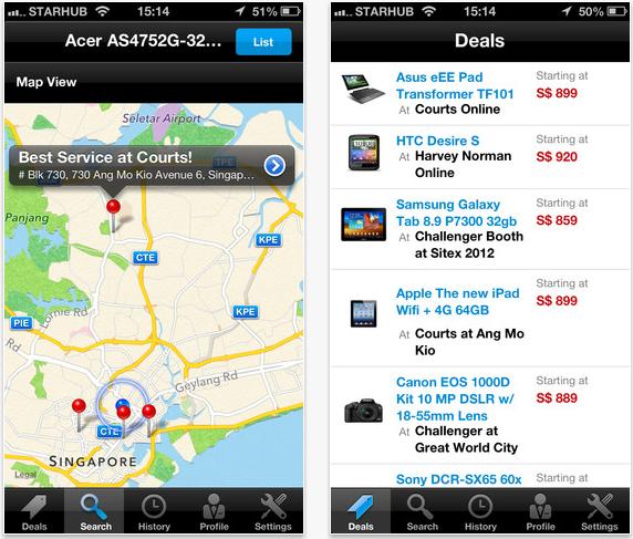 Price Comparison App >> New Price Comparison App Pricepinz One Of The Fastest And