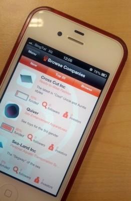 upcoming Cliquefund app